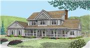 View house Plan#173-1029