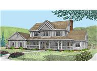 Main image for house plan # 3671