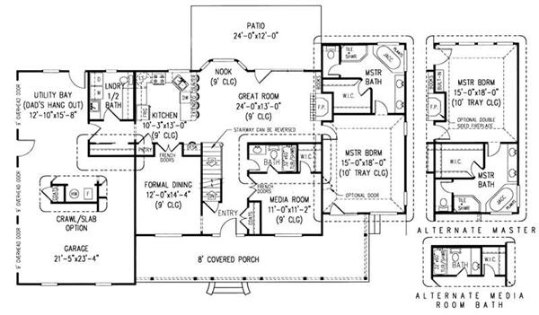 Farmhouse Plans vintage farmhouse coastal living cottage Farmhouse Plans