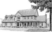 View house Plan#173-1030