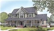 View house Plan#173-1033