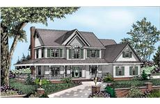 Main image for house plan # 3665