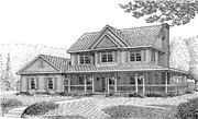 View house Plan#173-1038