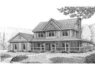 Main image for house plan # 3662