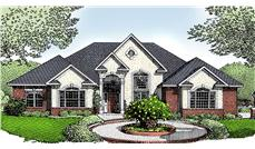 Main image for house plan # 3660