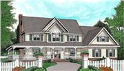 View house Plan#173-1049