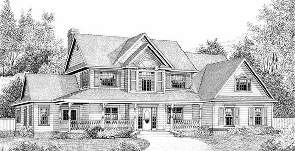 House Plan D170g3 Front Elevation