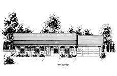 Main image for house plan # 11195