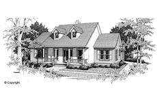 Main image for house plan # 11226