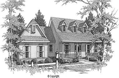 Main image for house plan # 11252