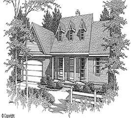 House Plan #174-1031