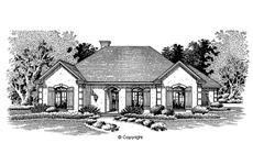Main image for house plan # 11258