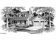 Main image for house plan # 11249