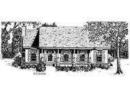 Main image for house plan # 11196