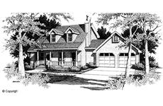 Main image for house plan # 11228