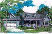 View house Plan#174-1084