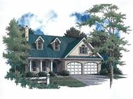 Main image for house plan # 11253