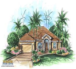 House Plan #175-1000