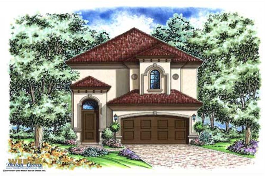 Mediterranean house plans stratford place model for 3000 sq ft mediterranean house plans