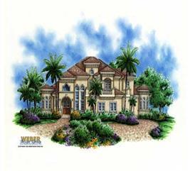 House Plan #175-1004