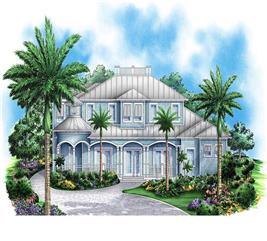 House Plan #175-1007