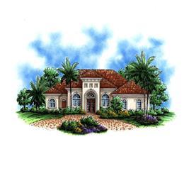 House Plan #175-1008