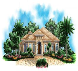 House Plan #175-1016