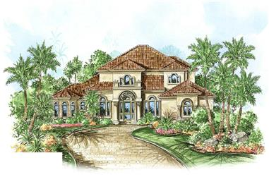 3-Bedroom, 3130 Sq Ft Cape Cod House Plan - 175-1017 - Front Exterior