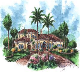 House Plan #175-1019