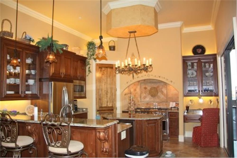 175-1036: Home Interior Photograph-Kitchen