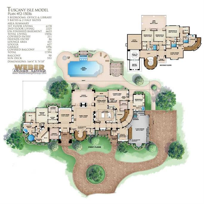 Awesome ... Floor Plan First Story