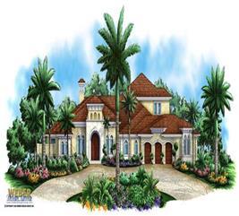 House Plan #175-1041