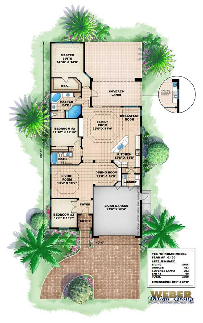 Awesome Mediterranean House Plans Home Design Trinidad 11498 Largest Home Design Picture Inspirations Pitcheantrous