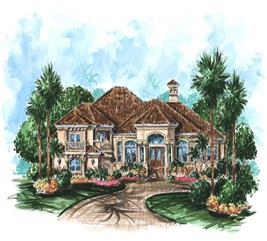 House Plan #175-1047