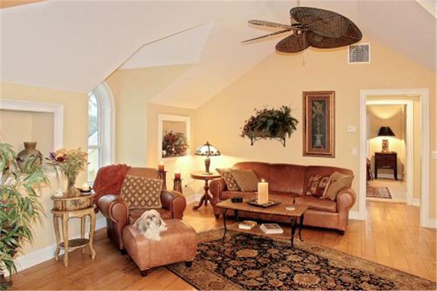 175-1050: Home Interior Photograph
