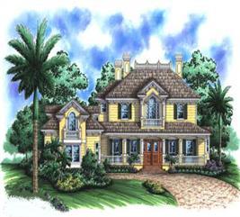 House Plan #175-1050