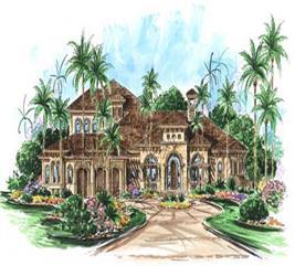 House Plan #175-1051
