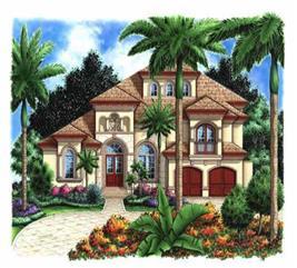 House Plan #175-1052