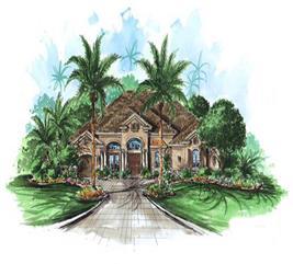 House Plan #175-1053