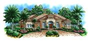 View house Plan#175-1055