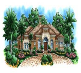 House Plan #175-1055