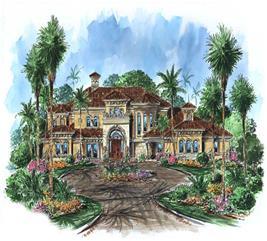 House Plan #175-1060