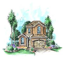 House Plan #175-1063