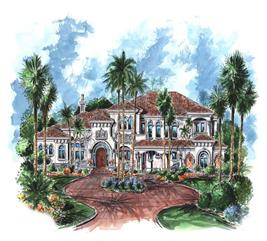House Plan #175-1065
