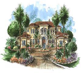 House Plan #175-1066