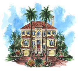 House Plan #175-1070