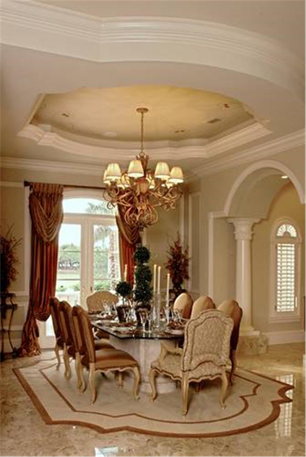 175-1073: Home Interior Photograph-Dining Room