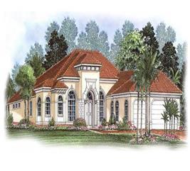 House Plan #175-1079