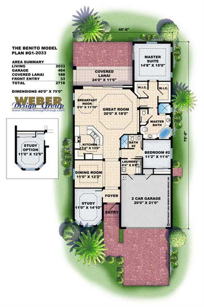Mediterranean Home Designs House Plans Home Design WDGG1 2033