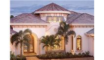 Main rendering of House Plan #175-1086